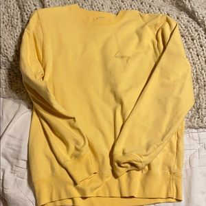 Pacsun honey crew neck